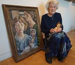 Unity Spencer's doll delights - and deepens the mystery of Stanley Spencer  painting | Culture24