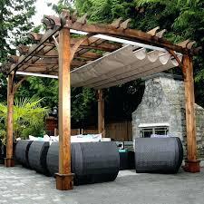 waterproof pergola canopy home depot canopy bay pergola with retractable roof pergola retractable waterproof canopy retractable