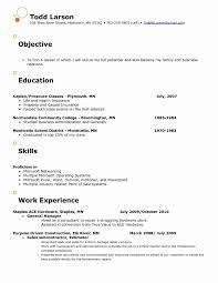 Sample Resume For Bank Manager Position Beautiful Photos Hr