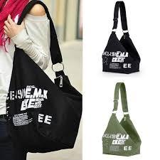 Designer Travel Bags Ladies Us 3 59 21 Off Fashion Designer Handbags Women Bag Ladies Canvas Letter Large Capacity Travel Bag Shoulder Bag Bolsa Feminina Dropship In Top Handle