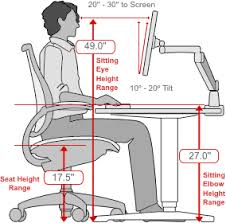 Human Solution recommended desk for someone 5'11
