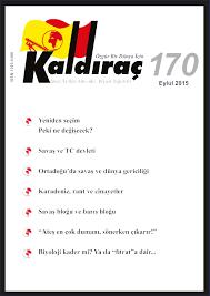 Calaméo - Kaldıraç 170. Sayı Eylül 2015