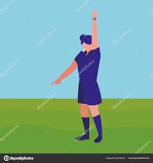 Referee Design Soccer Referee Design Stock Vector Djv 236102148