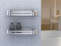 Modern Bathroom Shelf - Modern bathroom shelving