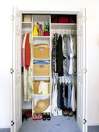 Small Bedroom Closet Organization Ideas Cool Decorating