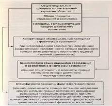 Принципы в системе физического воспитания Реферат страница  Принципы в системе физического воспитания