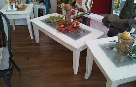 White Coffee Table And End Tables Coffee Table And End Table For Some Room Ethan Allen End Tables