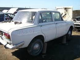 Junkyard Find: 1966 Toyota Corona Sedan - The Truth About Cars