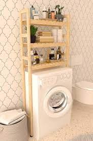 Neccar Ahşap Ahşap Çamaşır Makinesi Üstü Düzenleyici Raf Fiyatı, Yorumları  - TRENDYOL