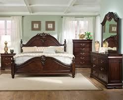 Queen Bedroom Suite Westchester Queen Poster Bedroom Suite 1299 Traditional In Design