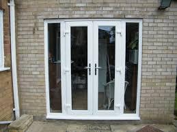 striking double doors patio door design sliding patio doors with built in blinds home depot