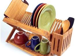 wooden dish drying rack en canada uk dryer