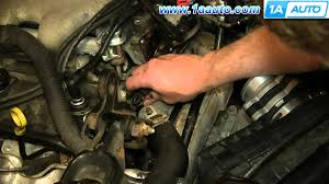2010 impala engine diagram how to install replace engine coolant temperature sensor 3 4l 2000 how to install replace engine