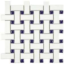 Basket Weave Tile Pattern