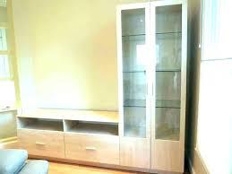 brass shelving unit circular shelf unit glass wall unit units with doors l shaped in ash