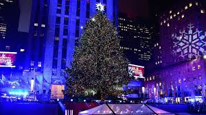 what time is the 2016 rockefeller tree lighting ceremony in new york city