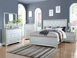 Mirror Finish Bedroom Furniture Mirror Finish Bedroom Furniture Bedroom  Silver Bedroom Furniture Luxury Allure Silver Finish .
