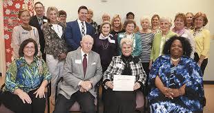 Joyce Smith Receives DAR Community Service Award   WLife    williamsonherald.com
