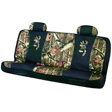 browning universal bench seat covers
