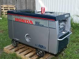 honda diesel generator. Honda Diesel Generator
