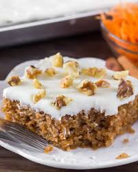 Easy Carrot Cake Recipe With Cream Cheese Frosting Lil Luna