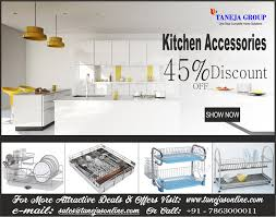 Offer On Kitchen Appliances 45 Discount Offer On Kitchen Accessories Tanejagroup Http