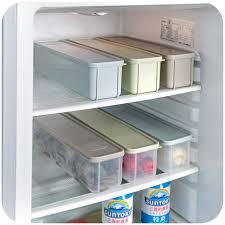 refrigerator box. japanese-style noodle kitchen refrigerator box lid plastic food storage crisper drawer finishing
