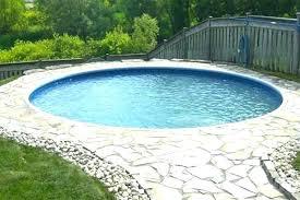 small inground pools nj fiberglass pools fiberglass pool small landscaping small fiberglass pools nj