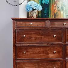 a diy 11 drawer dresser