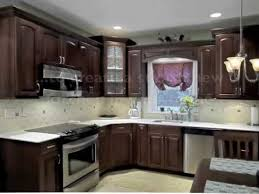 How To Renew Kitchen Cabinets Elegant Refaced Cabinets Before And After Tags Refacing Kitchen