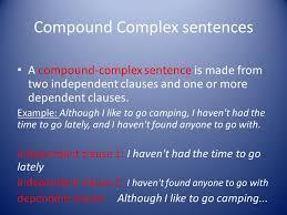 compound complex sentence - Tolg.jcmanagement.co