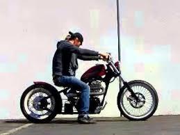 ryca motors rr 1 hardtail bobber diy kit for suzuki savage s40 l