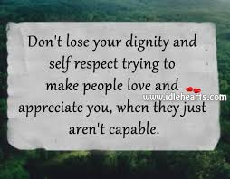 Self Respect Quotes & Sayings Images : Page 47