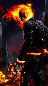 1080x1920 ghost rider, hd, artist ...