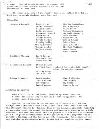 CWU Faculty Senate Minutes - 01/19/1966