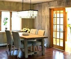 rectangular chandeliers dining room chandelier table rectangle lighting wonderful rectan