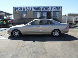 Rear wheel drive 18 combined mpg. Car For Sale 2003 Mercedes Benz S430 In Lodi Stockton Ca Lodi Park And Sell