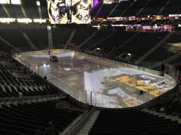 T Mobile Arena Section 117 Home Of Vegas Golden Knights