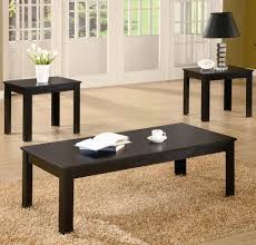 medium size of coffee table piece set black and end tables living room furniture occasional