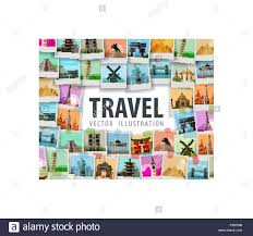 Gm Travel Design Travel Vector Logo Design Template Trip Or Vacation Icon