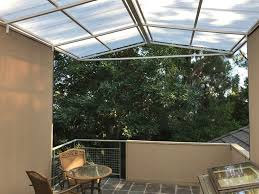 polycarbonate panel roof