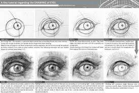 eyebrow shading drawing. drawing eyes - values and shading by greyfin eyebrow