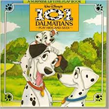 walt disney s 101 dalmatians play hide and seek a surprise lift the flap book jon z haber walt disney pany kerry martin rodger smith