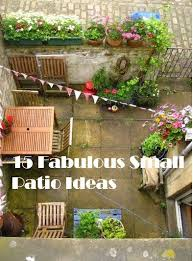 images patio ideas pinterest outdoor  beautiful small patio ideas to make most of your outdoor space