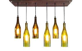 glass bottle chandelier bottle chandelier kit win a glass bottle cutter to make your own crafty glass bottle chandelier