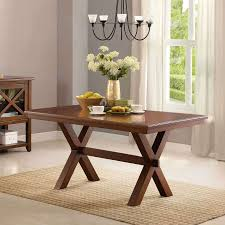 dining table material. better homes and gardens maddox crossing dining table, brown table material