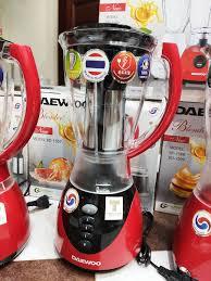 Máy xay sinh tố Daewoo BD-1507 1.5 lít công suất 550W sản xuất Thái Lan -  Bảo hành 12 tháng chính hãng - 565,000