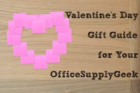 Valentines office ideas Door Office Supply Geek Valentines Day Gift Ideas For Your Office Supplygeek