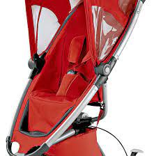 quinny zapp seat cover red rumour