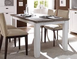 Esstisch Barnelund 160x90x75 Cm Akazie Weiß Tisch Esszimmertisch